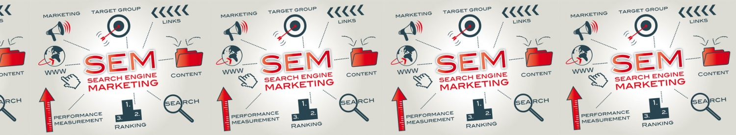SEM Search Engine Marketing - SEO, Analytics, Competitors and strategy for websites