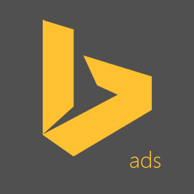 We also manage bing ads for clients